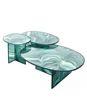 Glas Italia Liquefy Table