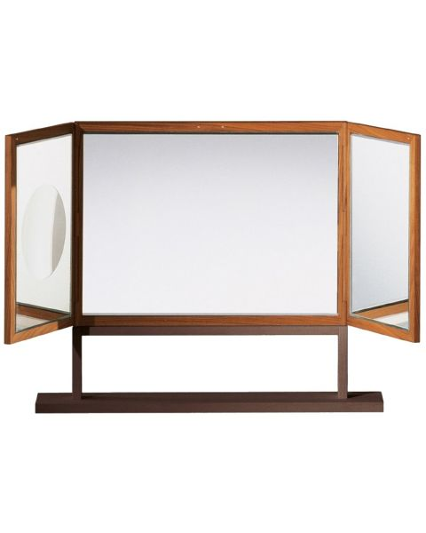 Giorgetti Ara Table Mirror Wood Frame