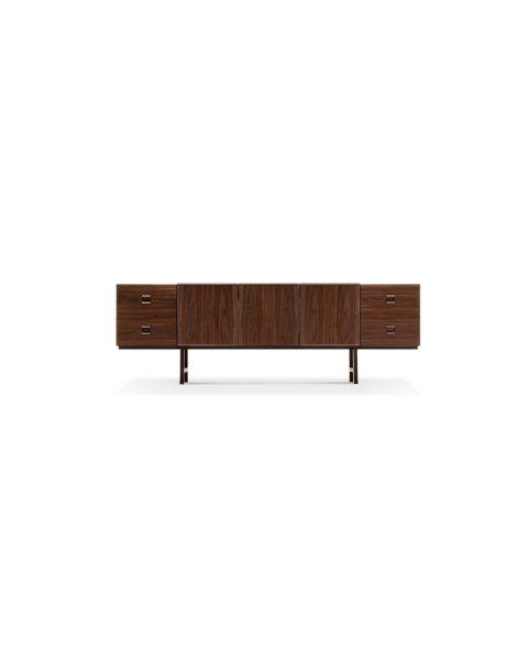 Giorgetti Oscar Sideboard Wood Frame
