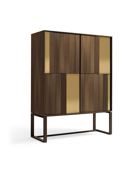Giorgetti Origami Sideboard Wood Frame