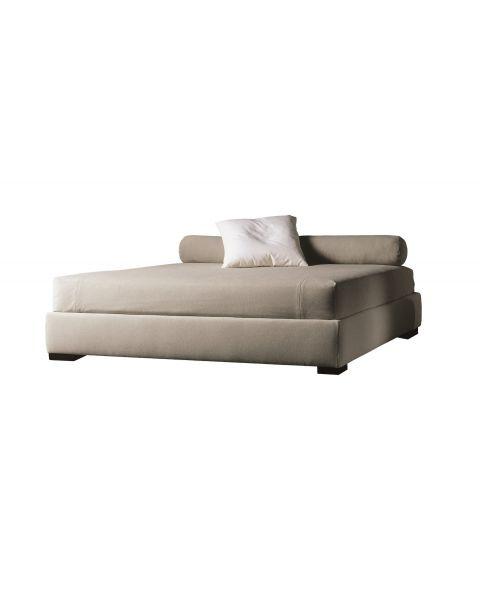 MeridianiDerek Bed White Color