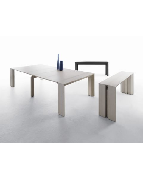 Bauline Quadrante Consolle Table