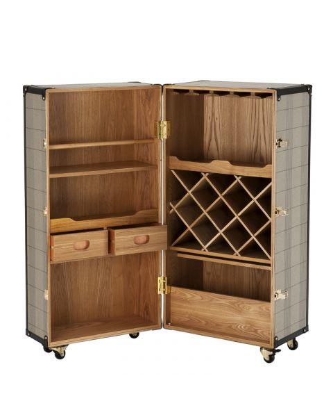 Eichholtz Martini Bianco Wine Cabinet