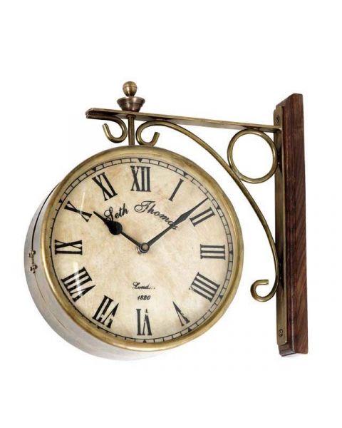 Eichholtz Station Clock