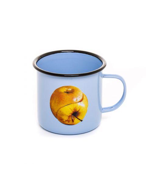 Enamel Mug Seletti Apple