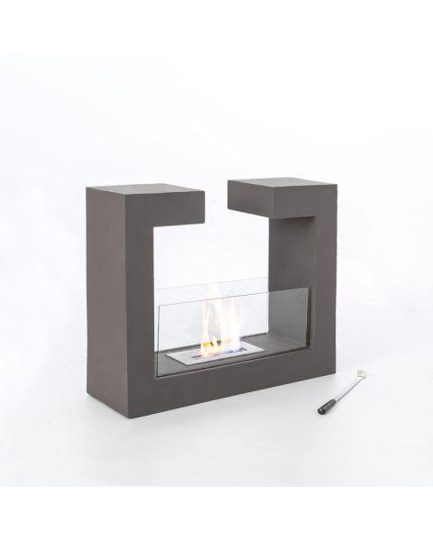 Stones Tete a Tete Fireplace
