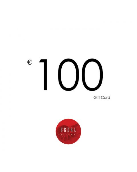 Brera Interni Gift Card 100