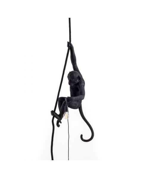 Lamp Seletti The Monkey Black Ceiling Version
