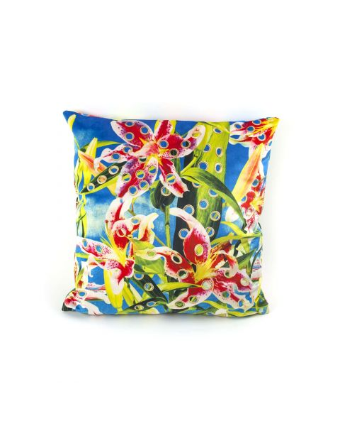 Pillow Seletti Flower with Holes