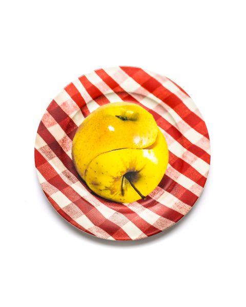 Plate Seletti Apple