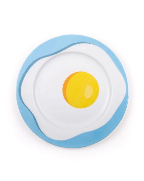 Porcelain Plate Seletti Egg