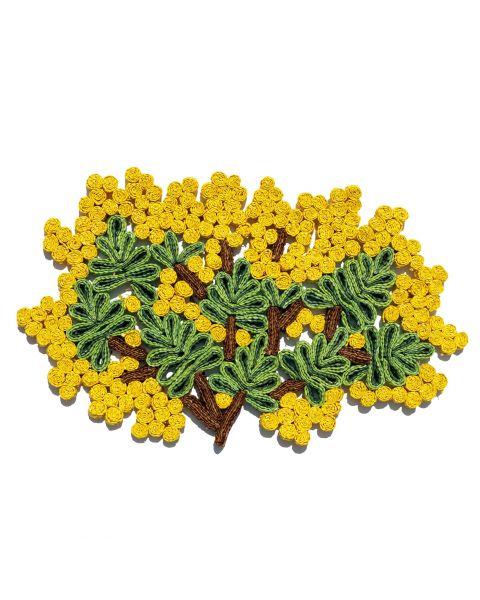 Table Mat Seletti Mimosa