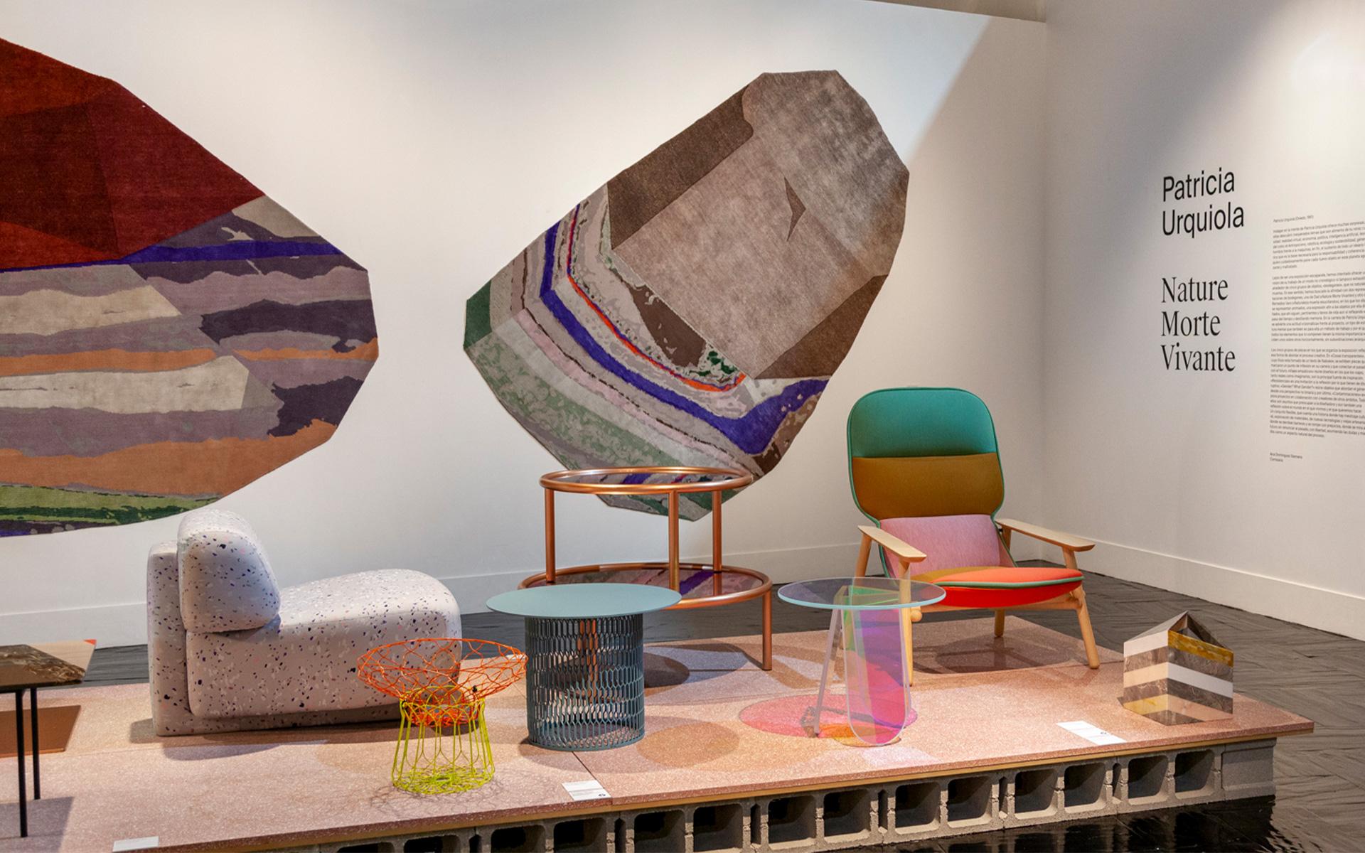 Patricia Urquiola Design Color Furniture CC-tapis Rugs