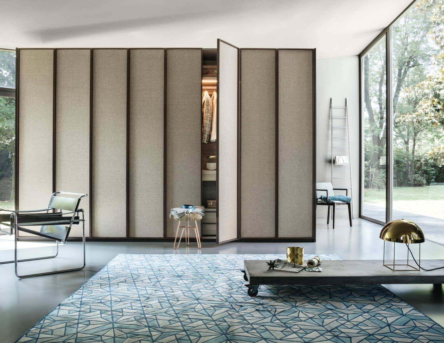 Dandy Wardrobe Lema An Elegant Furniture From Lema To Create An Classy Atmosphere With Lighting