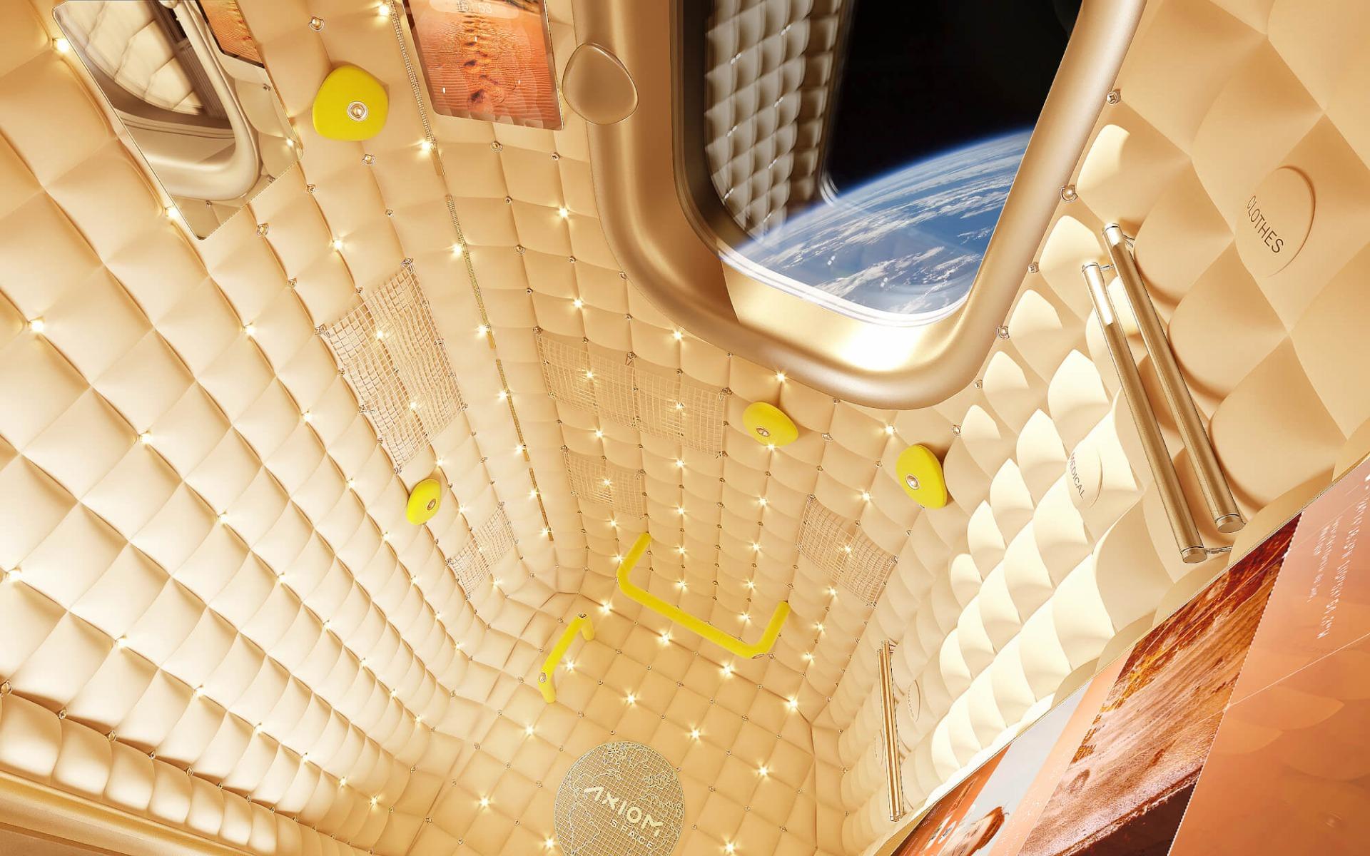 Voyager Station, Luxury Interior Design