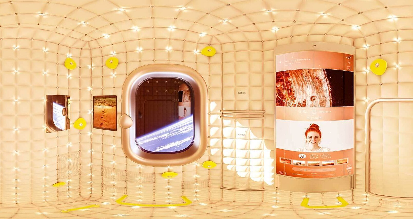 Voyager Station, Luxury Design and Interiors