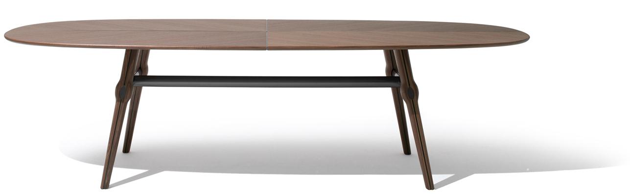 Giorgetti Ago Table Wood Frame